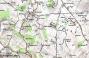 Localisation chêne de La Bélonie - clic pour agrandir