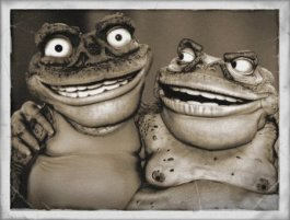 Cane & toad