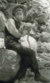 John Muir - crédit photo Wikipédia