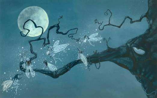 L'arbre à fées - Valérie Lejeune