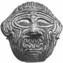 masque Humbaba labyrinthe