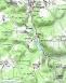 Localisation châtaigneraie Prats-du-Périgord - clic pour agrandir