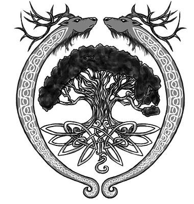 les for ts fronti res chez les celtes krapo arboricole. Black Bedroom Furniture Sets. Home Design Ideas