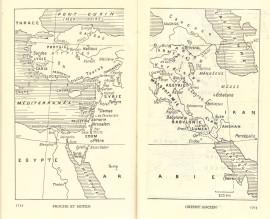Proche et Moyen Orient ancien