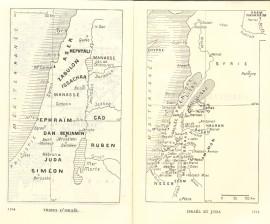 Tribus d'Israël - Israël et Juda