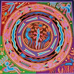 Wirikuta - Art Huichol (Mexique)