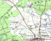 Localisation chêne aux clous (clic pour agrandir)