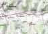 Localisation chêne de Saint-Pantaléon - clic pour agrandir
