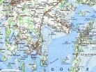 Localisation châtaignier de Mane Moustran - clic pour agrandir