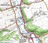 Localisation saules et aulne Saâne-Saint-Just - Clic pour agrandir
