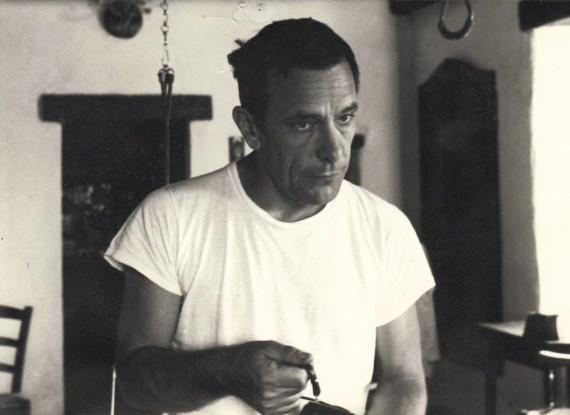 François Béranger - photo Annie Le Lann