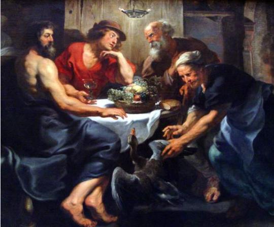 Philemon und Baucis