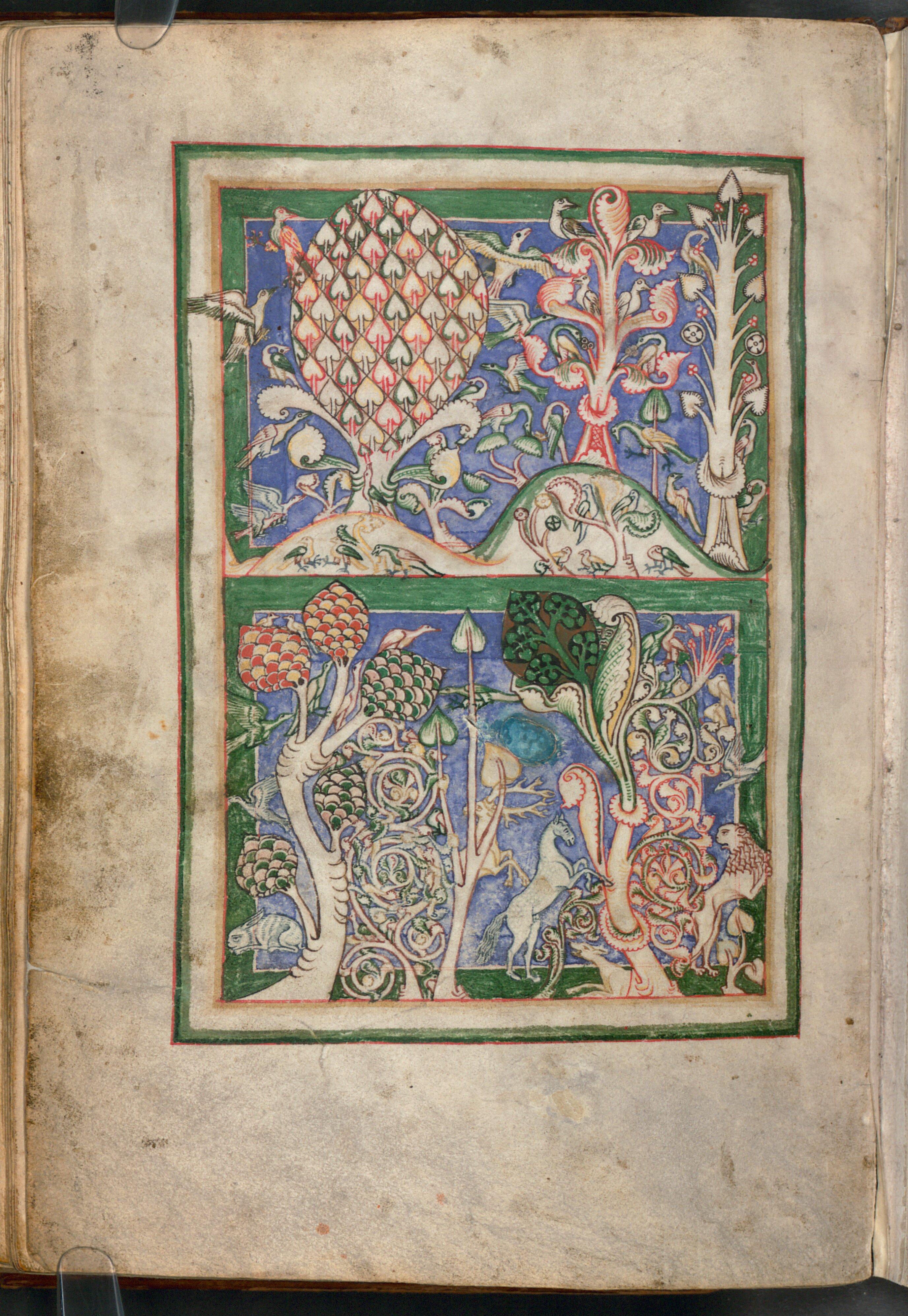 Carmina Burana - BSB Clm 4660 - folio 64v