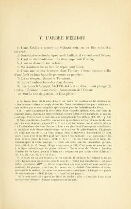 Arbre Eridou 2 - Choix de textes religieux assyro-babyloniens - E. Dhorme