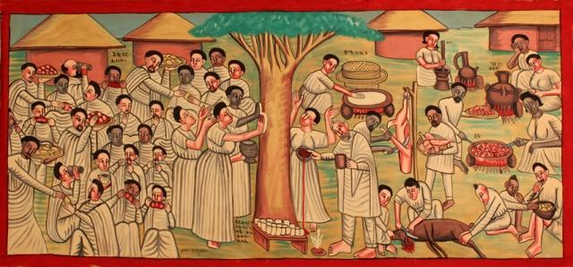 Culte des arbres Ethiopie