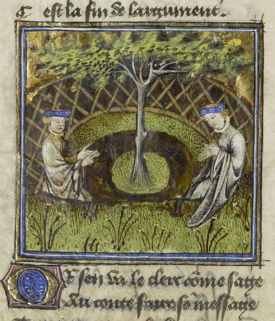 Henri de Ferrières, « Le Livre du roi Modus et de