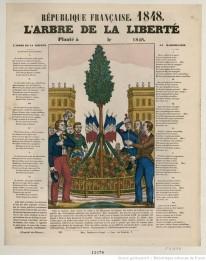 République_française_1848_L'Arbre_de_la_liberte