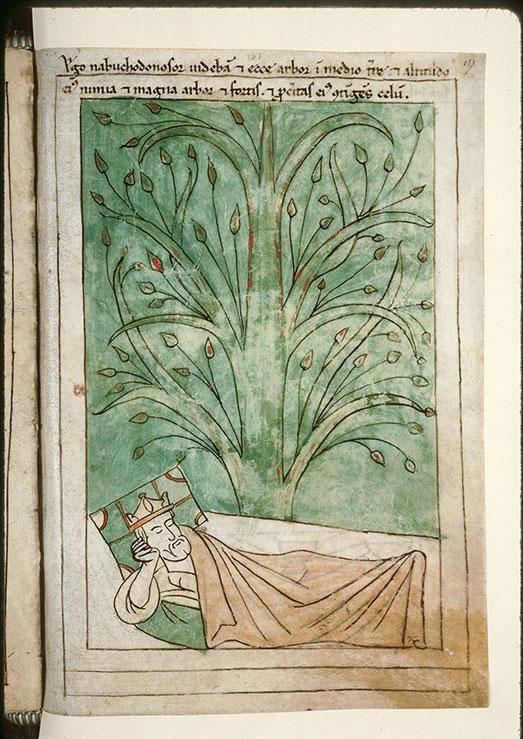 Amiens MS 108 folio 137