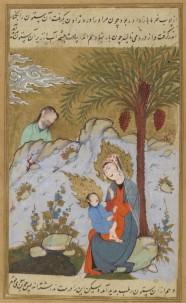 Nativité dans le désert – Neyshâburi Qesas al-anbiyâ